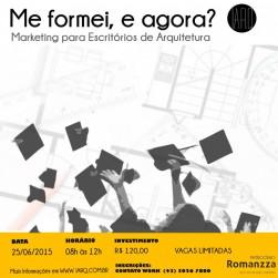 IARQ promove seminário para profissionais e estudantes