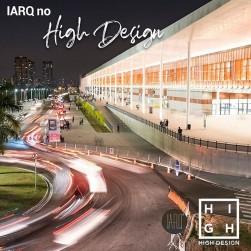 IARQ e HIGH DESIGN